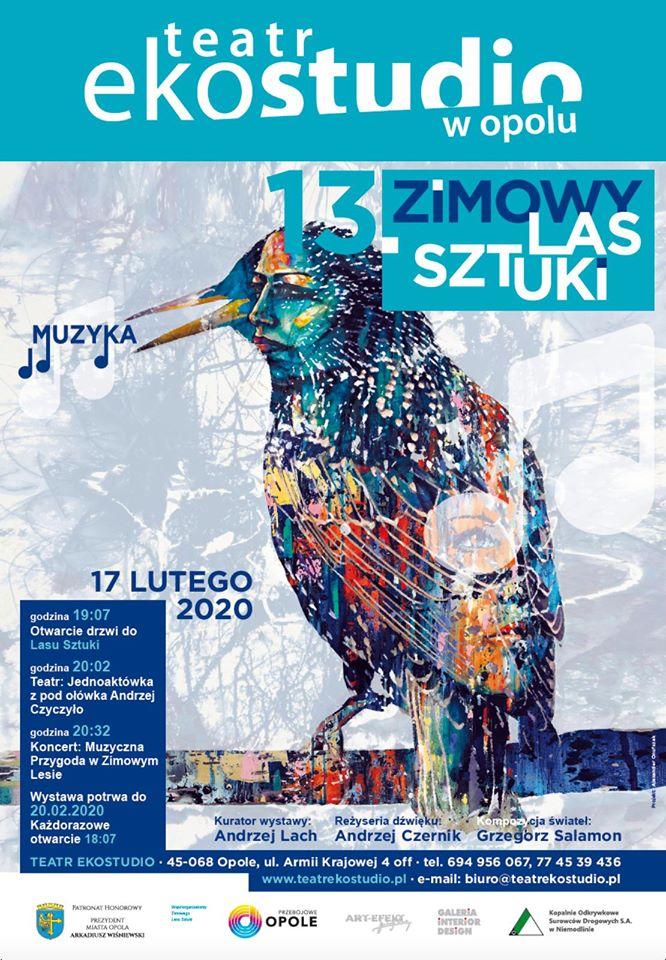 """13. Zimowy Las Sztuki czyli """"Muzyka"""""""