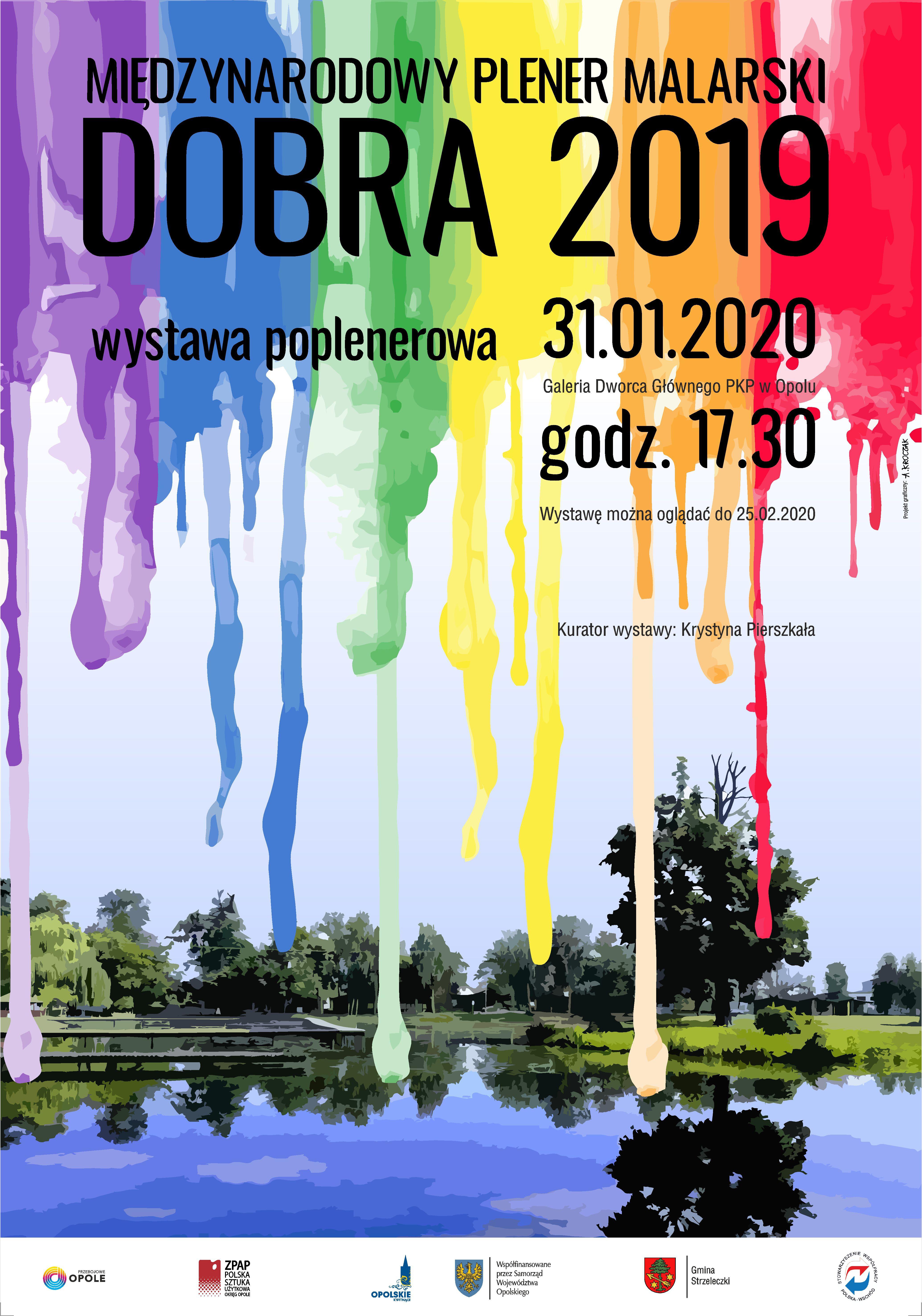 Wystawa poplenerowa Dobra 2019