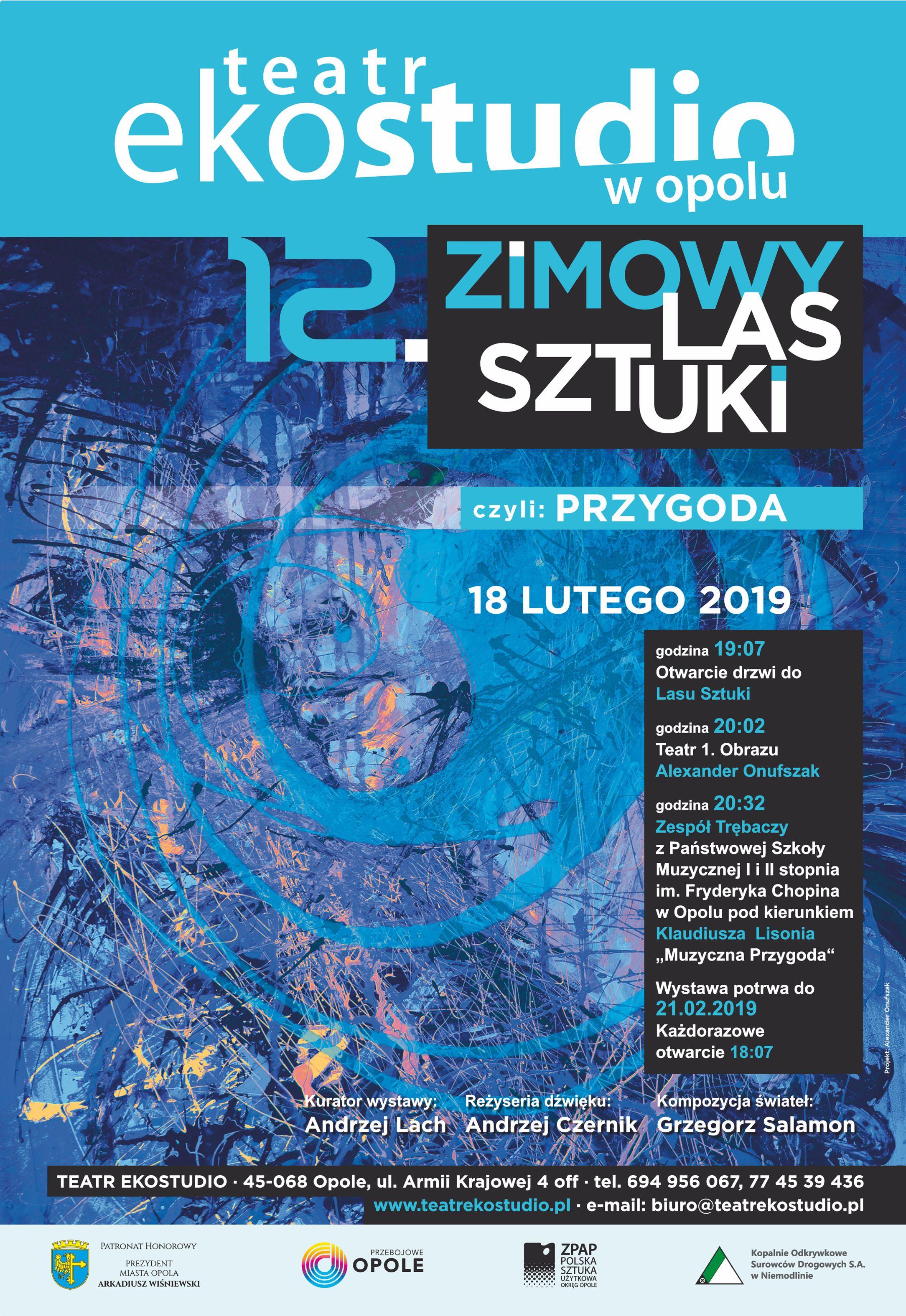 """12. Zimowy Las Sztuki czyli """"Przygoda"""""""