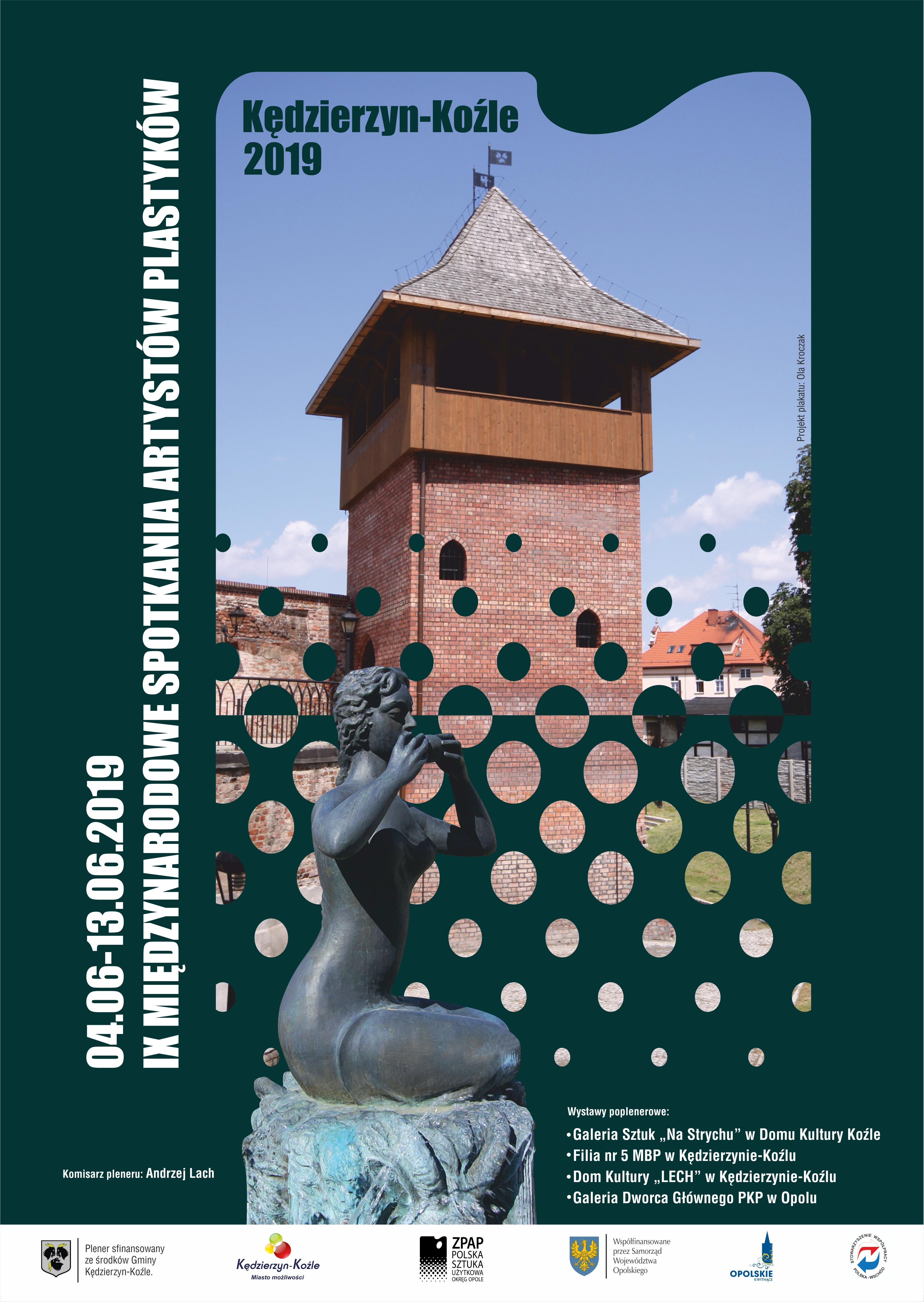 IX Międzynarodowe Spotkania Artystów Plastyków Kędzierzyn-Koźle 2019