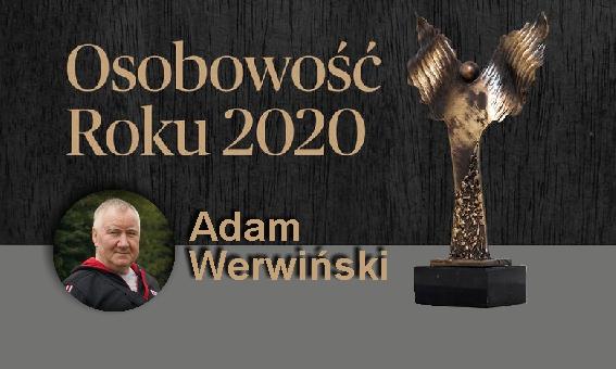 Głosuj na Adama!