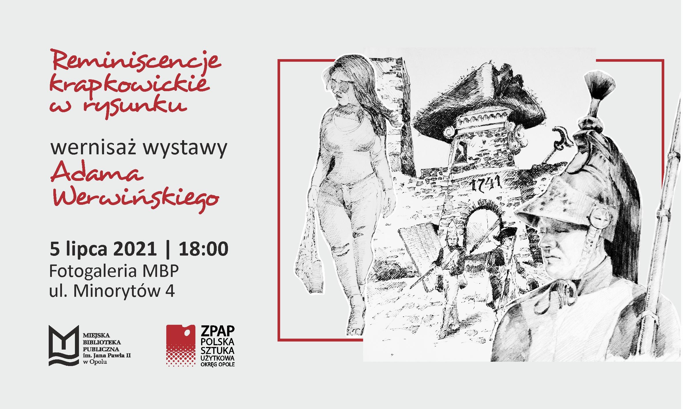 Wystawa  Adama Werwińskiego
