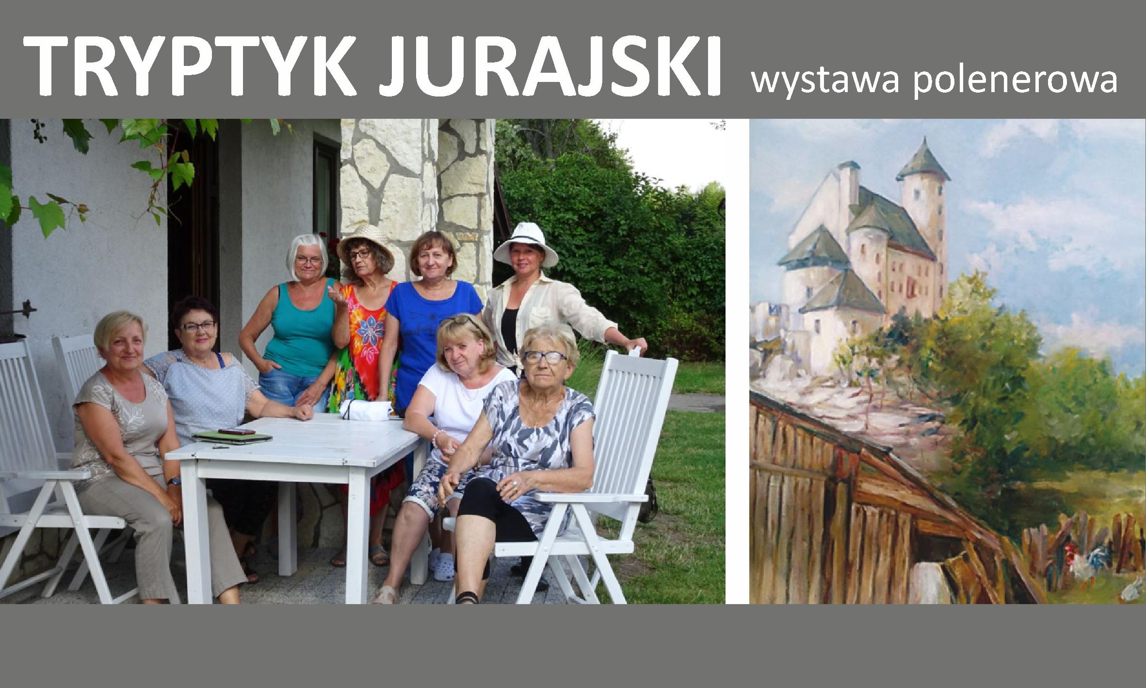 Zaproszenie – Tryptyk Jurajski